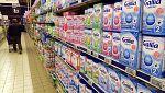 Lactalis retira 12 millones de cajas de leche infantil en 83 países por la contaminación por salmonela