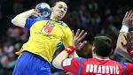 Balonmano - Campeonato de Europa Masculino: Serbia - Suecia