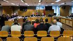 Las defensas de cuatro policías procesados por corrupción en Coslada piden la nulidad del juicio
