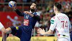 Balonmano - Campeonato de Europa Masculino: Francia - Bielorrusia