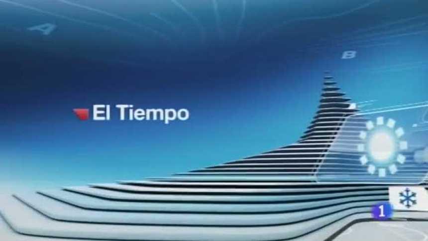 El Tiempo en Castilla-La Mancha - 17/01/18