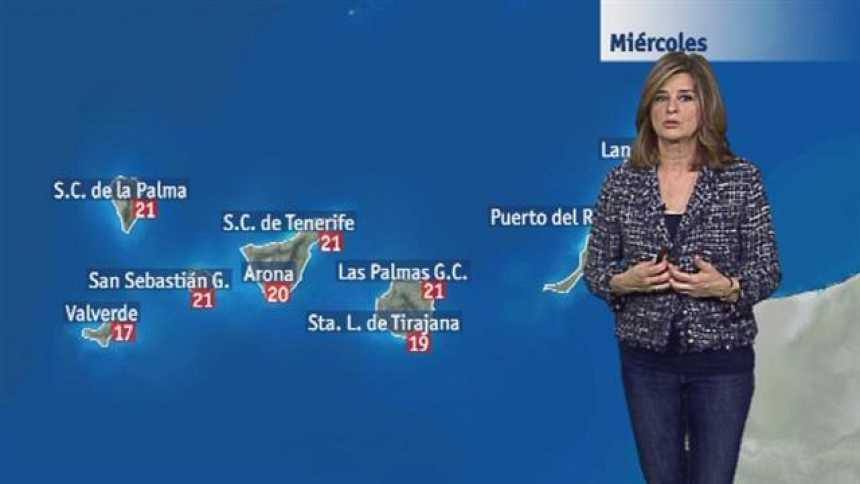 El tiempo en Canarias - 17/01/2018