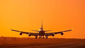 La vida en el aire: Llegada