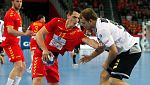 Balonmano - Campeonato de Europa Masculino: Alemania - Macedonia