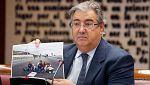 Zoido cifra en 87 millones el coste del despliegue policial en Cataluña por el referéndum del 1-O