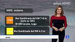 El tiempo en Galicia - 18/01/18