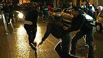 La violencia sigue ensuciando al fútbol español