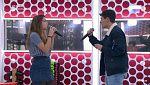 Operación Triunfo - Alfred y Amaia cantan 'I just can't stop loving you' en el primer pase de micros