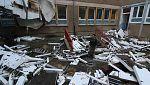 El temporal 'Friederick' alcanza Polonia, aunque pierde fuerza tras golpear Alemania