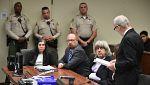 El matrimonio Turpin mantuvo secuestrados a sus 13 hijos en condiciones insalubres