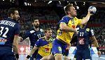 Balonmano - Campeonato de Europa Masculino 2ª ronda: Suecia - Francia