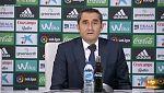 """Valverde: """"El Betis ha planteado un partido con mucho riesgo"""""""
