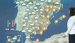 Suben las temperaturas en el este y en el sur
