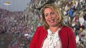 Alicia García-Franco (Dir. General de la Federación Española
