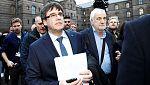 El Supremo rechaza activar la euroorden de detención contra Puigdemont