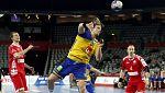 Balonmano - Campeonato de Europa Masculino 2ª ronda: Suecia - Bielorrusia