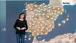 Este martes, temperaturas en descenso en el área mediterránea y el cuadrante noroeste