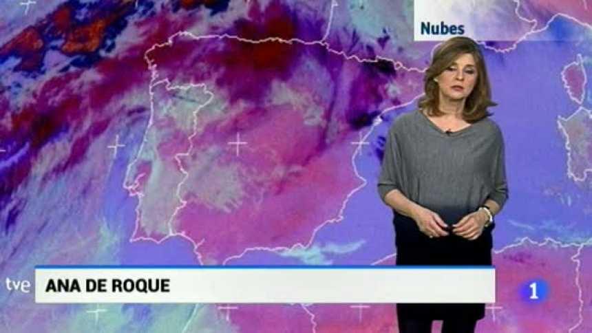 El tiempo en Extremadura - 23/01/18