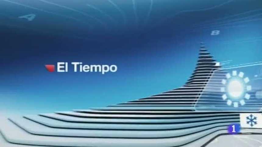 El Tiempo en Castilla-La Mancha - 23/01/18