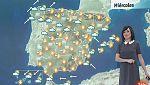Pocas nubes en todo el país y temperaturas estables