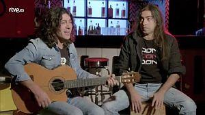 Raúl y Javi Cantero cantan 'La Mandanga' del Fary