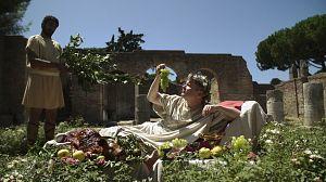 Historia de la comida. La Hª de Italia en bandeja