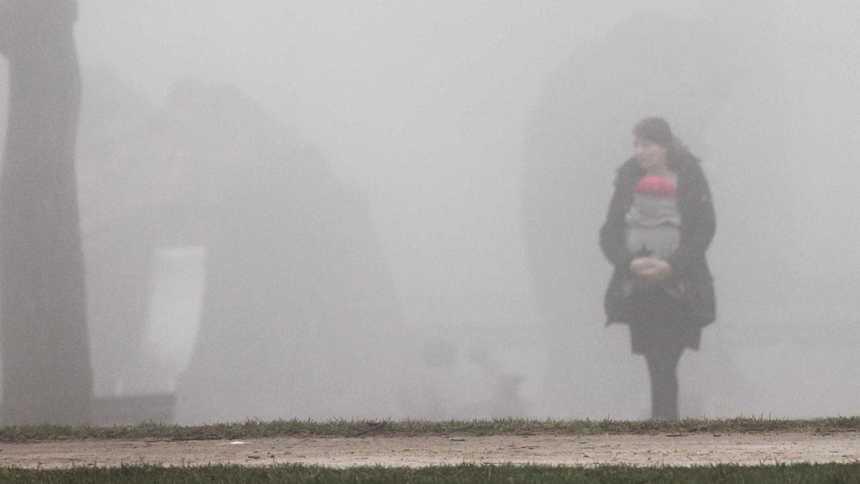 Predominio de viento de componente norte en la Península y Canarias
