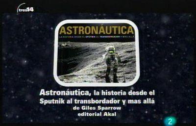 Libros y webs (Astronautas)