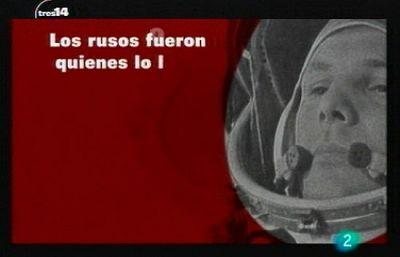 Primeros viajes espaciales tripulados (Astronautas)