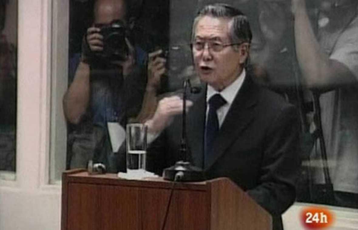 Fujimori espera sentencia