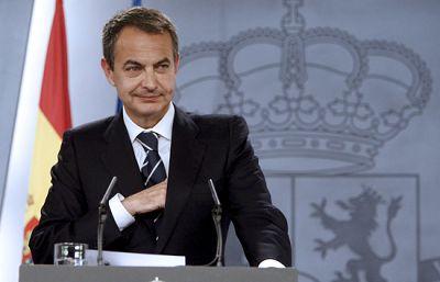 Los cambios en el Gobierno de Zapatero