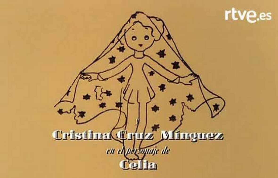 """La cabecera y la sintonía de """"Celia"""""""
