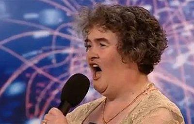 Susan Boyle enmudece al Reino Unido con su voz