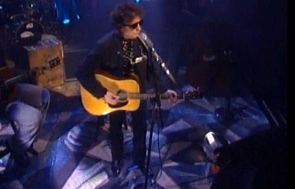 Concierto de Bob Dylan en 1994