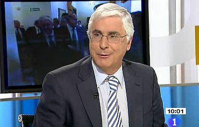 Barreda anuncia en Los Desayunos de TVE un acuerdo para desbloquear la tramitación del estatuto.