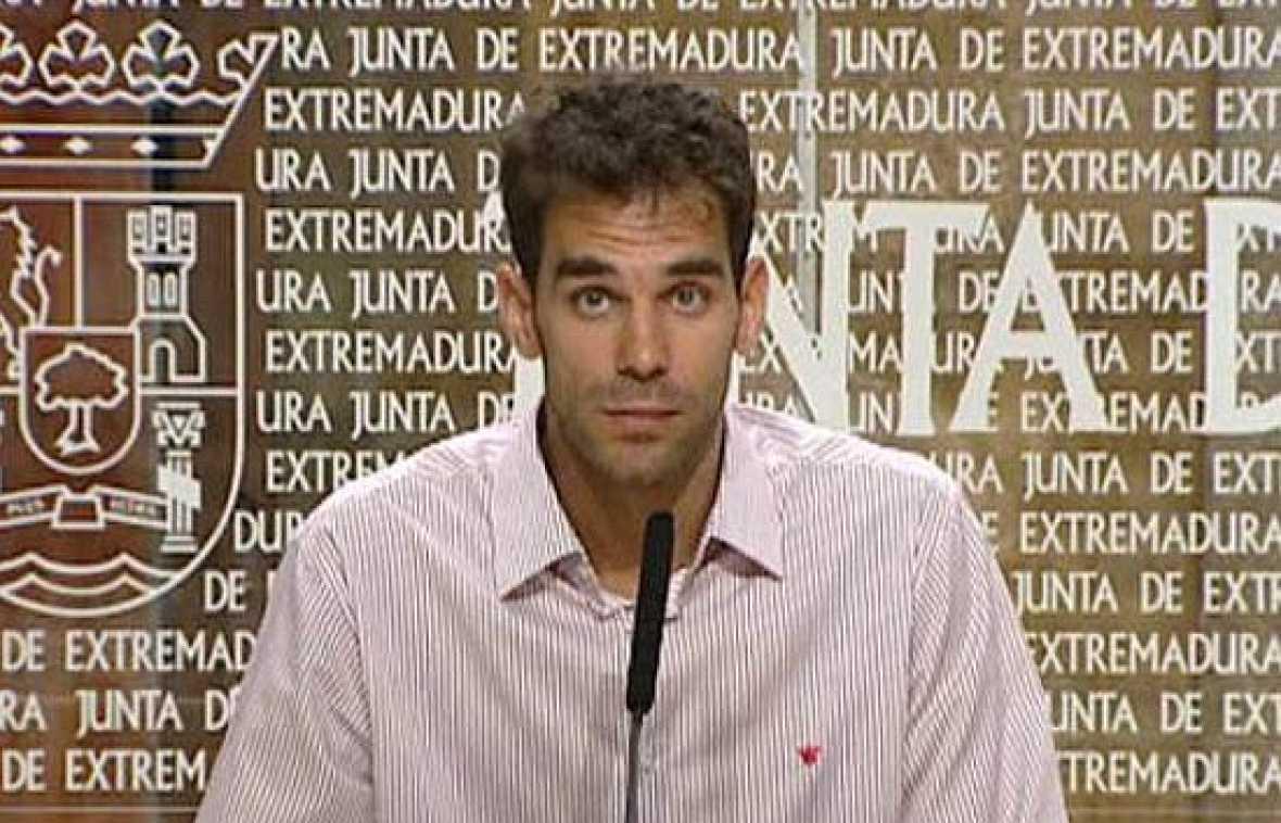 osé Manuel Calderón ha regresado a España y ha dicho que por culpa de su lesión no ha llegado al nivel esperado.
