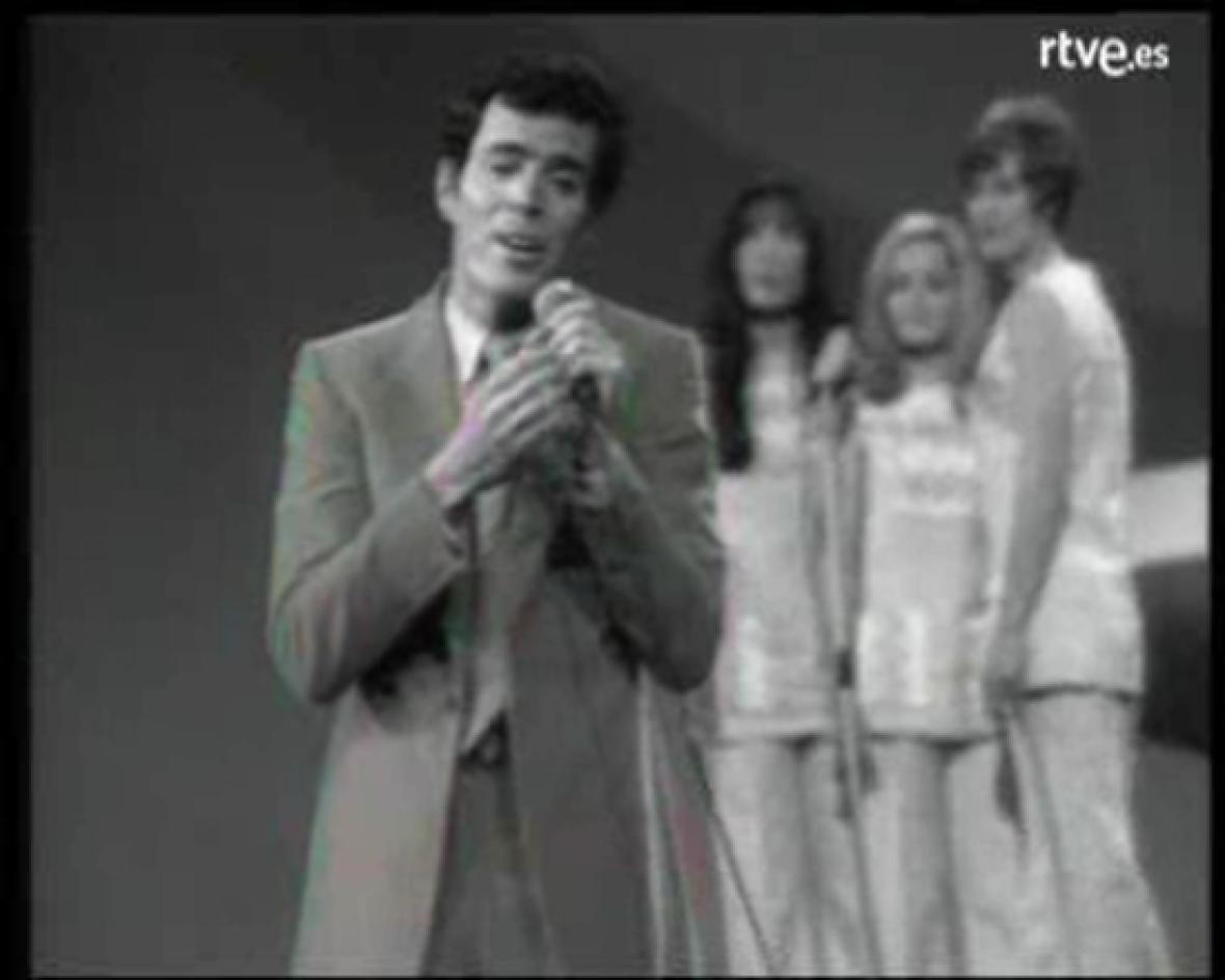 Arxiu TVE Catalunya - Julio Iglesias 1970