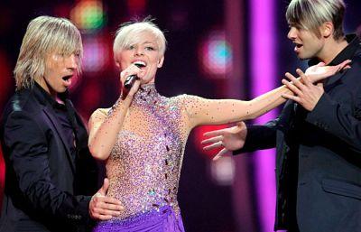 "Final de Eurovisi�n 2009 - Espa�a: ""La noche es para mi"""