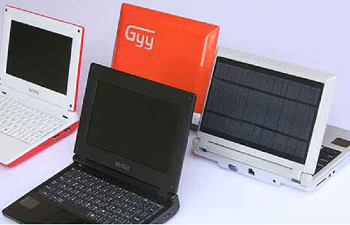 Gyy, el mini-portátil español