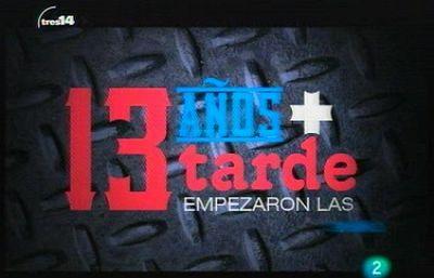 La primera emisión de publicidad en televisión (imagen)