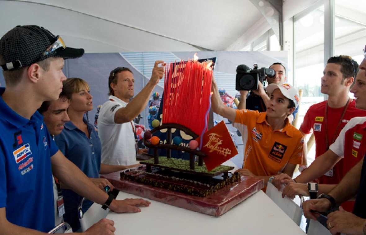 TVE Catalunya cumple 50 años y lo ha celebrado en Montmeló con algunos de los mejores pilotos catalanes.