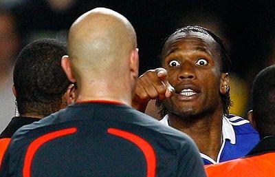 Cuatro partidos de suspensión para Drogba
