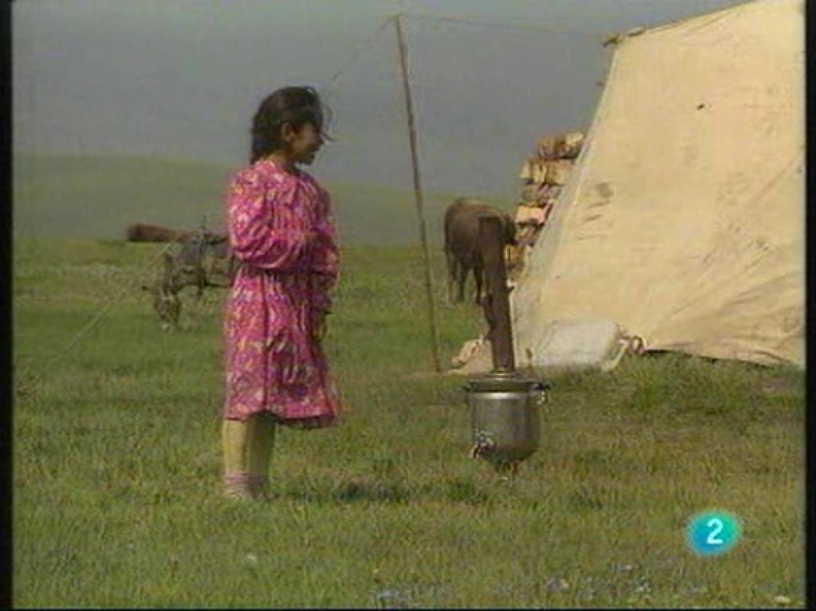 La cuina. Kazakhstan: el menjar nòmada