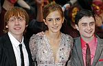 """La sexta aventura de Harry Potter: """"Harry Potter y el misterio del Príncipe"""" se estrenaba anoche en Londres."""