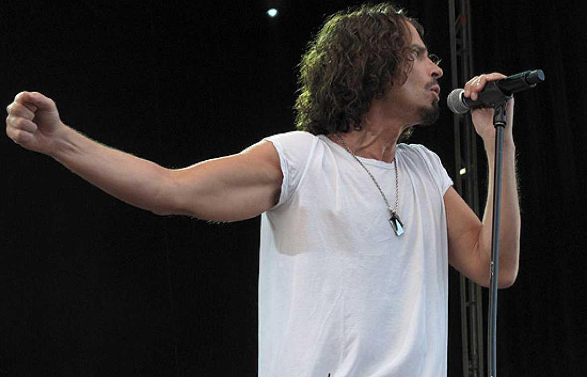 Chris Cornell en Bilbao BBK Live 2009