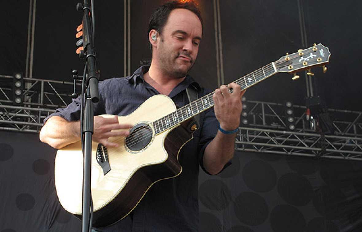Dave Matthews Band en Bilbao BBK Live 2009