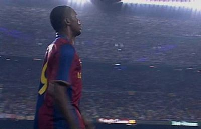 El futuro de Eto'o esta cada vez más claro, el camerunés será jugador del Inter.