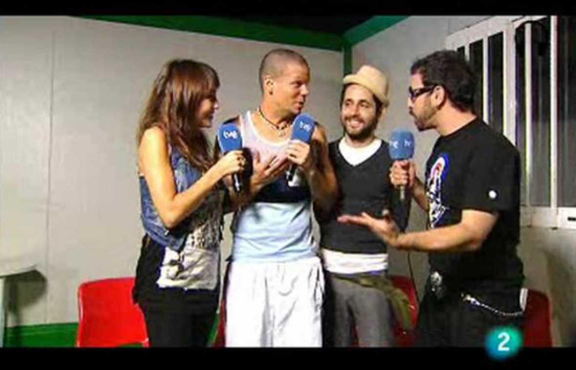 No Disparen - Calle13