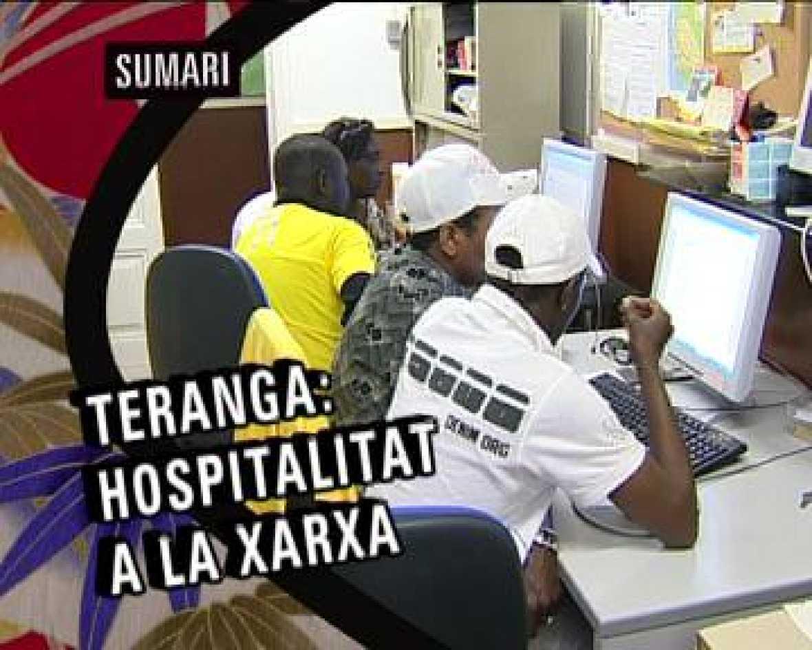 L'apunt: Teranga, hospitalitat a la xarxa