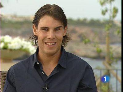 Tras dos meses de parón, el mallorquín prepara su vuelta a las pistas. Nadal se ha sincerado en una entrevista exclusiva concedida a Televisión Española.